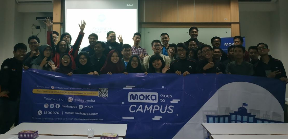 Moka Goes to Campus 2019